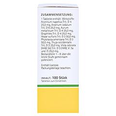 OTOFREN Tabletten 100 Stück N1 - Linke Seite