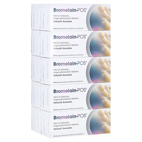 Bromelain-POS 600 Stück