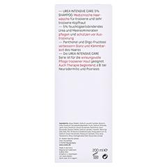 EUBOS TROCKENE Haut Urea 5% Shampoo 200 Milliliter - Rückseite