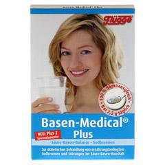 FLÜGGE Basen-Medical Plus Basen-Pulver 200 Gramm - Vorderseite