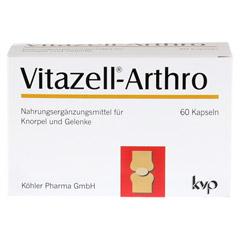 VITAZELL Arthro Kapseln 60 Stück - Vorderseite