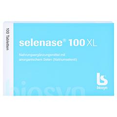 Selenase 100 XL Tabletten 100 Stück - Vorderseite
