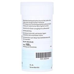 BIOCHEMIE Pflüger 7 Magnesium phosphoricum D 6 Plv 100 Gramm N2 - Linke Seite