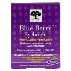 BLUE Berry Tabletten 60 Stück - Vorderseite