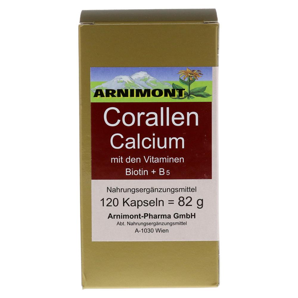 corallen calcium kapseln 120 st ck online bestellen. Black Bedroom Furniture Sets. Home Design Ideas