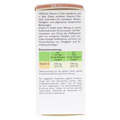 CEROLA Vitamin C Taler Grandel 16 Stück - Linke Seite