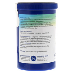 ARTHROTANA Granulat 675 Gramm - Linke Seite