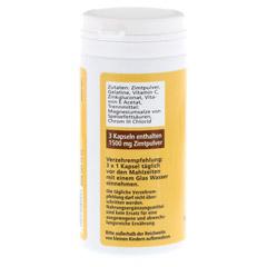 ZIMT KAPSELN 500 mg+Vitamin C+E 60 Stück - Linke Seite