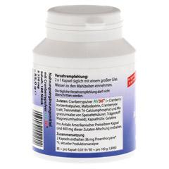 PREISELBEERE amerikanisch 400 mg Kapseln 100 Stück - Linke Seite
