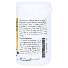 KIESELERDE+BIOTIN Pulver 250 Gramm - Linke Seite