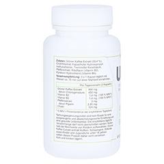 GRÜNER KAFFEE Extrakt 300 mg UBX green Kapseln 90 Stück - Rechte Seite