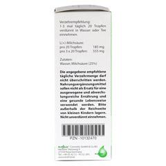RMS Biofrid Milchsäure rechtsdrehend Tropfen 100 Milliliter - Rechte Seite