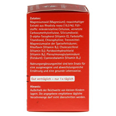 MY BELLENCE Lebenskraft&Nervenstärke Tabletten 60 Stück - Rechte Seite