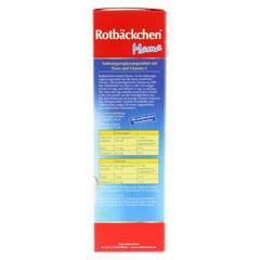 RABENHORST Rotbäckchen Mama Eisen+ Saft 450 Milliliter - Rechte Seite