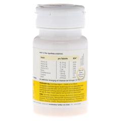 VITAMIN B Komplex Tabletten 100 Stück - Rechte Seite
