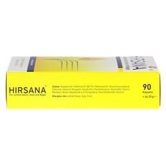 HIRSANA Goldhirse Öl Kapseln 90 Stück - Rechte Seite