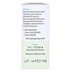 INNOVA Mulsin Vitamin D3 Emulsion 10 Milliliter - Rechte Seite