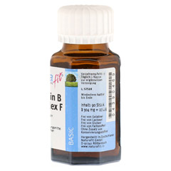 NATURAFIT Vitamin B Komplex F Kapseln 90 Stück - Rechte Seite