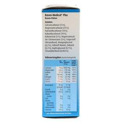 FLÜGGE Basen-Medical Plus Basen-Pulver 200 Gramm - Rechte Seite