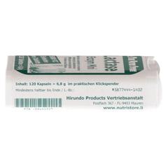 LACTASE 5.000 FCC Enzym Mini Tabl.im Dosierspender 120 Stück - Oberseite