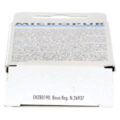 MICROPUR Classic MC 10T Tabletten 40 Stück - Unterseite