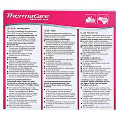 ThermaCare Wärmeauflagen bei Regelschmerzen 2 Stück - Rückseite
