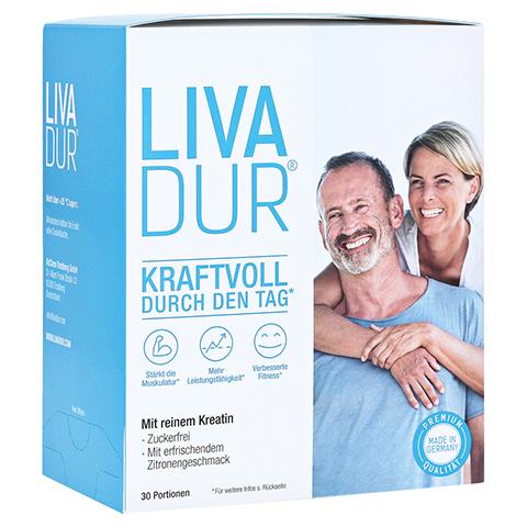 LIVADUR Kreatin Monohydrat Plv.z.Her.e.Lsg.z.Einn. 135 Gramm