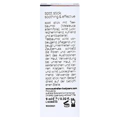 Australian Bodycare Spot Stick Pickelstift 9 Milliliter - Rückseite