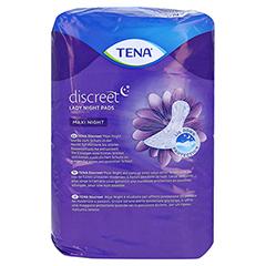 TENA LADY Discreet Einlagen maxi night 12 Stück - Rückseite