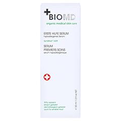 Biomed Erste Hilfe Hypoallergenes Serum 30 Milliliter - Vorderseite
