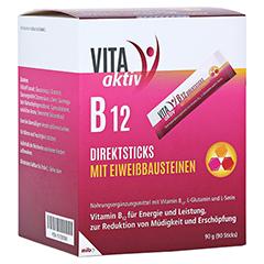 VITA AKTIV B12 Direktsticks mit Eiweißbausteinen 90 Stück