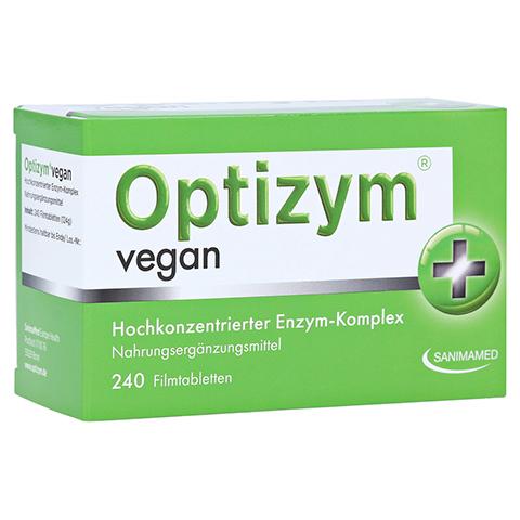 OPTIZYM vegan Filmtabletten 240 Stück