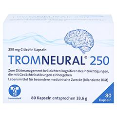 TROMNEURAL 250 Kapseln 80 Stück - Vorderseite