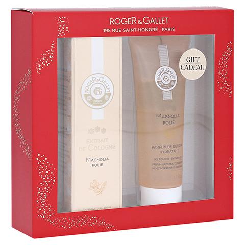 Roger & Gallet Magnolia Geschenkset 1 Packung