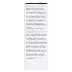 LUBEXXX Intim Wasch-Lotion sanft pH-neutral 50 Milliliter - Linke Seite