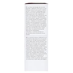 LUBEXXX Intim Wasch-Lotion sanft pH-neutral 50 Milliliter - Rechte Seite