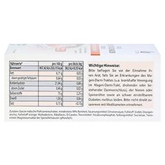 FLOHSAMENSCHALEN indisch Sticks Orange 30 Stück - Rechte Seite