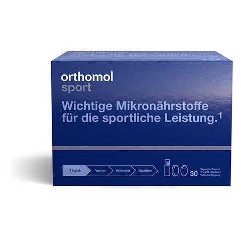 Orthomol Sport Trinkfläschchen/Tablette/Kapsel 30 Stück
