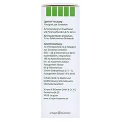 Cystinol N Lösung 100 Milliliter - Rechte Seite