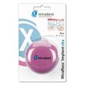 MIRADENT Zahnseide Mirafloss Implant chx fine 50x15 Stück