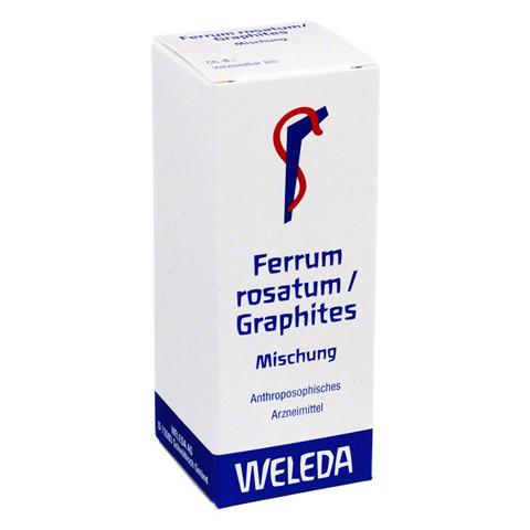 FERRUM ROSATUM/Graphites Dilution 50 Milliliter N1