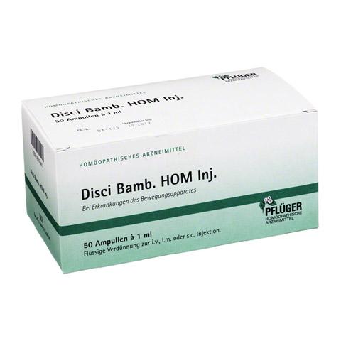 DISCI Bamb HOM 1 ml Injektionsl�sung 50 St�ck N2