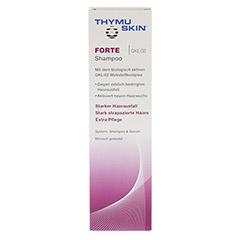 THYMUSKIN FORTE Shampoo 200 Milliliter - Vorderseite