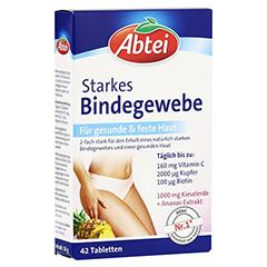 ABTEI Starkes Bindegewebe (Plus Kieselerde & Ananas-Extrakt) 42 Stück