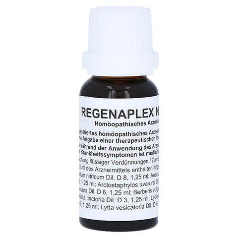 REGENAPLEX Nr.51 a Tropfen 15 Milliliter N1