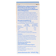 LACTRASE 18.000 FCC Tabletten im Spender Doppelpa. 2x40 St�ck - Linke Seite