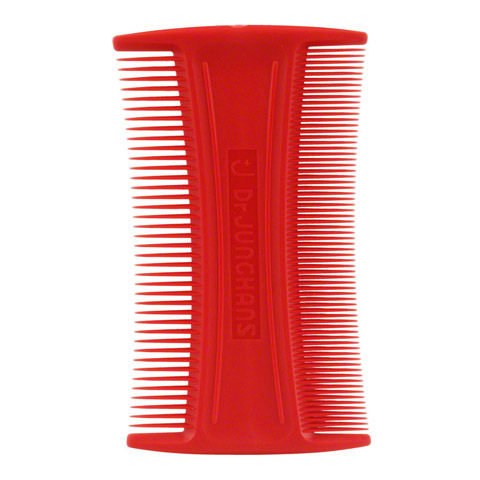 NISSENKAMM Kunststoff rot 1 Stück