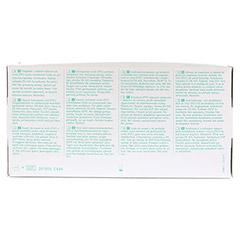 VASCO Vinyl powdered Handschuhe unsteril Gr.L 100 Stück - Unterseite