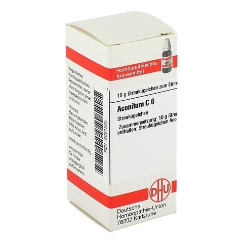 ACONITUM C 6 Globuli 10 Gramm N1