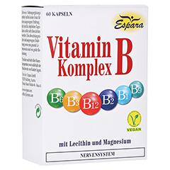 Vitamin B Komplex Kapseln 60 Stück
